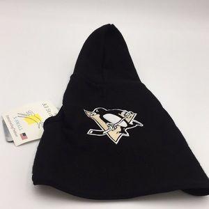 NHL Pittsburgh Penguins Dog Fleece Hoodie X-Small